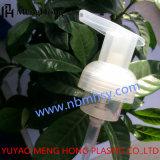 Bomba da espuma plástica