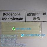 Boldenone esteroide líquido inyectable Undecylenate de contrapeso para el crecimiento del músculo