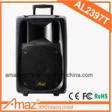 Altavoz activo del estilo portable de la carretilla con la batería recargable
