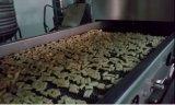 Linha de processamento da microplaqueta do descanso (capacidade: 500kg/h)