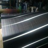 中国の青銅色カラーヘアライン終わりを用いる装飾的なステンレス鋼シートのSs 304シートの製造者