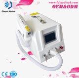 машина лазера удаления Tattoo кожи энергии 10-2000mj Q-Switched