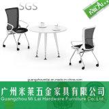 Konkurrenzfähiger Preis-Edelstahl-Bein-Büro-moderner Tisch