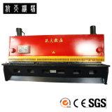 Máquina que pela hidráulica, cortadora de acero, máquina que pela QC12k-12*4000 del CNC