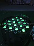 Het hoge Lichte LEIDENE van de Efficiency 54PCS 3W PARI van het Stadium kan aansteken (p54-3-6W)