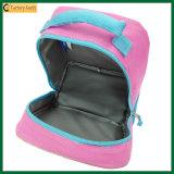 子供(TP-CB376)のための美しい2つ層熱袋の昼食のクーラー袋