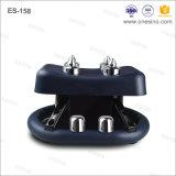 Massager vibrante recargable del pie/Massager eléctrico del calor de la carrocería