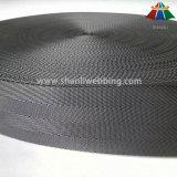Hete Verkoop 5cm de Zwarte Singelband van de Veiligheidsgordel van de Polyester