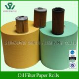 Paper auto Roll/Machine Oil Filter Paper para Turquía/Irán