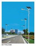 Lámpara de calle solar