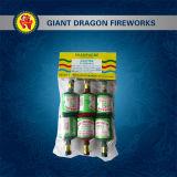 Fuegos artificiales del juguete de los fuegos artificiales de Popper del partido