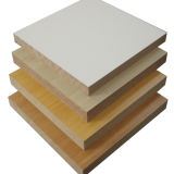 MDF Board (QDGL104) di 3~25mm Waterproof Laminated