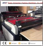 Tipo compacto máquina del cortador de papel para el rodillo no tejido de papel de la tela de la película (DC-HQ)