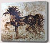 Pintura al óleo animal decorativa (ADA9076)