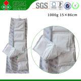 Het hoge Chemische product die van het Bewijs van het Tarief van de Absorptie Vochtige Dehydrerende 5-1000g voor de Verpakking van het Document verschepen