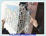 Automatische CNC-Glasgravierfräsmaschine 3016 Glas-Stich-Ausschnitt-Maschine