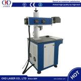 De Laser die van Co2 van de Desktop de Plastic Houten Machine van de Gravure merkt