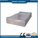 0.11mm Espessura 1250mm Largura Folha de aço galvanizado em carbono