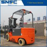 Carretilla elevadora eléctrica de China Snsc 3ton