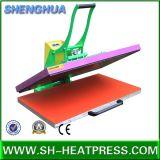 Grande macchina manuale più popolare di scambio di calore di formato per stampa di sublimazione
