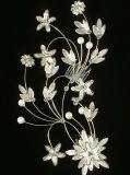 Perni di capelli del fiore (0023)