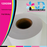 120GSM High Transfer Rate Sticky Dye Sublimation Paper