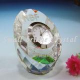 Reloj de tabla cristalino del huevo (BJ0045)