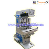 CNC Four Color Pad Printing Machine
