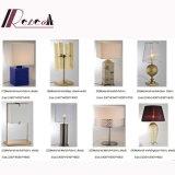 装飾的なファブリックベッドサイド・テーブルランプ、金属の読書/Bookライト、ホテルLEDの照明