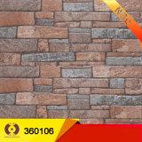 Mattonelle di ceramica della pietra delle mattonelle della parete del materiale da costruzione (360108)