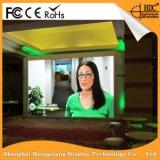 Örtlich festgelegte Installation Innen Using farbenreichen Bildschirm LED-P6 für Advetising