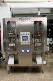Butterwasser-flüssiges Saft Masala Ketschup-Gel-Öl-doppelte Weg-Selbstverpackungsmaschine mit füllender Dichtung