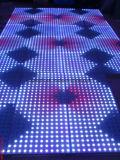 12*12 pistes de danse interactives des Pixel DEL pour la lumière de mariage d'étape