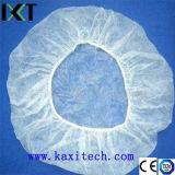 Surtidor confeccionado del casquillo Bouffant disponible para el hotel médico y la industria Kxt-Bc02 de la protección