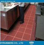 Mattonelle di pavimentazione di gomma Anti-Fatigue/stuoia di gomma