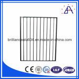 Profil en aluminium de vente chaude pour la clôture de yard