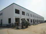 Edifício de aço de Commerical para a venda