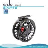 Bobina di alluminio selezionata dell'attrezzatura di pesca di pesca di mosca del pescatore (PROVO 5-6)