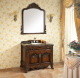 ヨーロッパの標準的な浴室用キャビネット