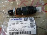 熱い販売のIsuzuエンジンの予備品のノズルの注入器