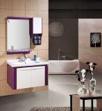 浴室用キャビネットPVC浴室用キャビネットの浴室の虚栄心(W-208)