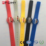 Wristbands colorati NFC Ntag213 di RFID