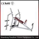 Strumentazione di Strengh del muscolo/strumentazione di Body-Building/banco olimpico Tz-6030 della pendenza