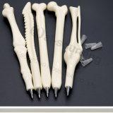 Penna di plastica dell'osso di figura speciale promozionale della novità di buona qualità