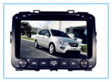 8 Inch Two DIN Car DVD para KIA Carens