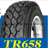 Dreieck 445/65r22.5 Super Single Truck Tire für Traction