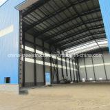 Construction en acier d'atelier et d'entrepôt de qualité avec le coût bas