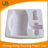 PVC del animal doméstico que forma la bandeja plástica clara de la ampolla de la cubierta