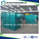 pequeña DAF unidad de 3-300m3/Hour para el tratamiento de aguas residuales industrial