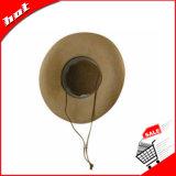 Chapéu de palha de papel do chapéu de Sun da forma